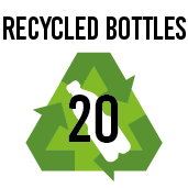 Recycled Bottles 20
